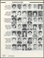 1989 Friendly High School Yearbook Page 104 & 105