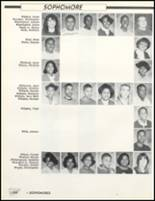 1989 Friendly High School Yearbook Page 110 & 111