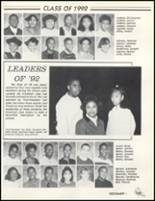 1989 Friendly High School Yearbook Page 112 & 113