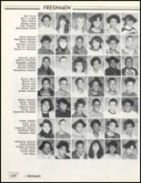 1989 Friendly High School Yearbook Page 114 & 115