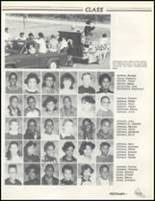 1989 Friendly High School Yearbook Page 116 & 117
