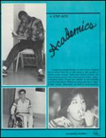1989 Friendly High School Yearbook Page 136 & 137
