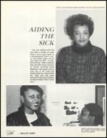 1989 Friendly High School Yearbook Page 140 & 141