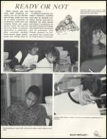 1989 Friendly High School Yearbook Page 144 & 145