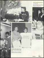 1989 Friendly High School Yearbook Page 148 & 149