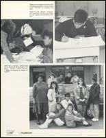 1989 Friendly High School Yearbook Page 154 & 155