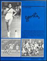 1989 Friendly High School Yearbook Page 156 & 157