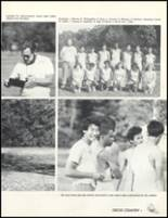 1989 Friendly High School Yearbook Page 164 & 165