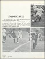 1989 Friendly High School Yearbook Page 166 & 167