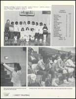 1989 Friendly High School Yearbook Page 168 & 169