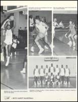 1989 Friendly High School Yearbook Page 172 & 173