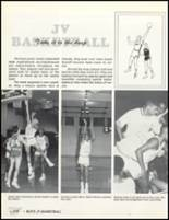 1989 Friendly High School Yearbook Page 174 & 175