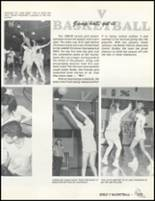 1989 Friendly High School Yearbook Page 176 & 177