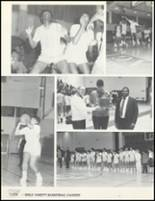 1989 Friendly High School Yearbook Page 178 & 179