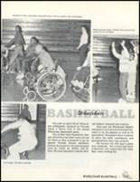 1989 Friendly High School Yearbook Page 180 & 181