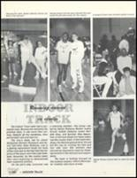 1989 Friendly High School Yearbook Page 184 & 185