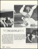 1989 Friendly High School Yearbook Page 186 & 187