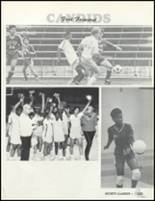 1989 Friendly High School Yearbook Page 188 & 189