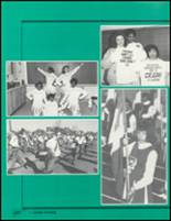 1989 Friendly High School Yearbook Page 190 & 191