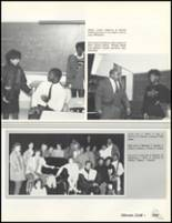 1989 Friendly High School Yearbook Page 202 & 203