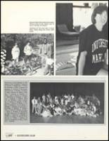 1989 Friendly High School Yearbook Page 204 & 205