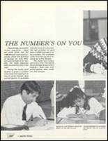 1989 Friendly High School Yearbook Page 206 & 207