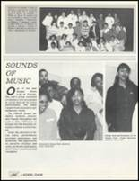 1989 Friendly High School Yearbook Page 208 & 209