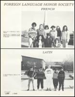 1989 Friendly High School Yearbook Page 212 & 213