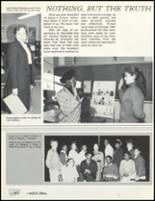 1989 Friendly High School Yearbook Page 214 & 215