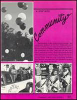 1989 Friendly High School Yearbook Page 220 & 221