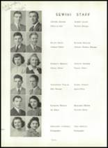1941 Sewickley High School Yearbook Page 16 & 17