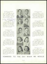 1941 Sewickley High School Yearbook Page 22 & 23