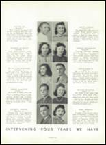 1941 Sewickley High School Yearbook Page 24 & 25