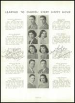 1941 Sewickley High School Yearbook Page 26 & 27