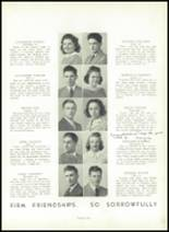 1941 Sewickley High School Yearbook Page 28 & 29