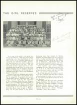 1941 Sewickley High School Yearbook Page 54 & 55