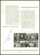 1941 Sewickley High School Yearbook Page 58 & 59