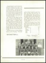 1941 Sewickley High School Yearbook Page 72 & 73