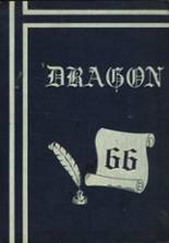 1966 Yearbook Deridder High School