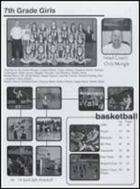 2008 Fountain Lake High School Yearbook Page 48 & 49