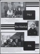 2008 Fountain Lake High School Yearbook Page 86 & 87