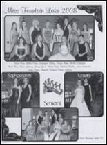 2008 Fountain Lake High School Yearbook Page 96 & 97