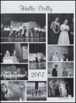 2008 Fountain Lake High School Yearbook Page 100 & 101