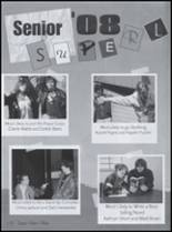 2008 Fountain Lake High School Yearbook Page 122 & 123