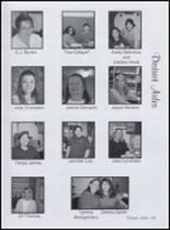 2008 Fountain Lake High School Yearbook Page 136 & 137