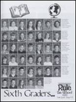 2008 Fountain Lake High School Yearbook Page 156 & 157