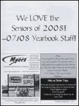 2008 Fountain Lake High School Yearbook Page 166 & 167