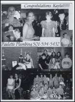 2008 Fountain Lake High School Yearbook Page 200 & 201