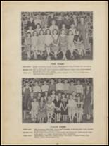 1950 Bokoshe High School Yearbook Page 20 & 21
