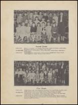 1950 Bokoshe High School Yearbook Page 22 & 23